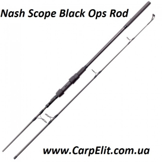 Nash Scope Black Ops Rod