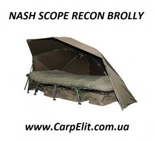 NASH SCOPE RECON BROLLY