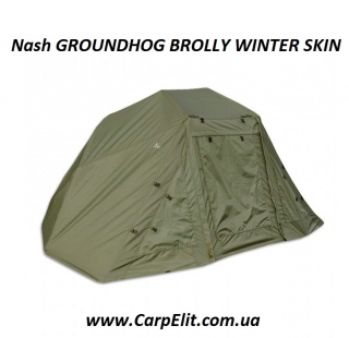 Nash GROUNDHOG BROLLY WINTER SKIN