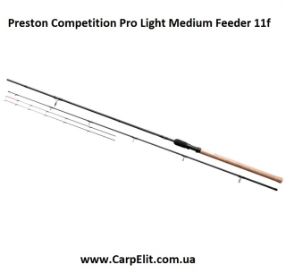 Preston Competition Pro Light Medium Feeder 11f