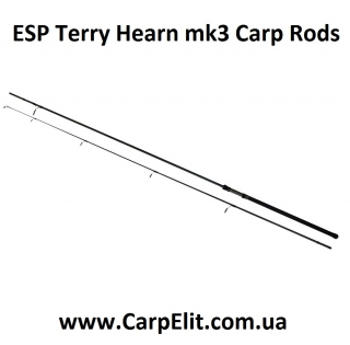 ESP Terry Hearn mk3 Carp Rods 12'9m 3.5lb (50 кольцо)