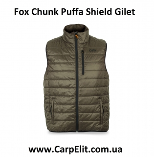 Fox Chunk Puffa Shield Gilet