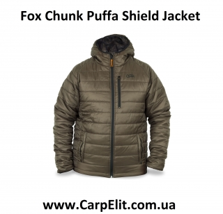 Fox Chunk Puffa Shield Jacket