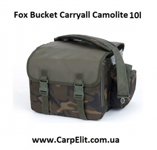 Fox Bucket Carryall Camolite 10l
