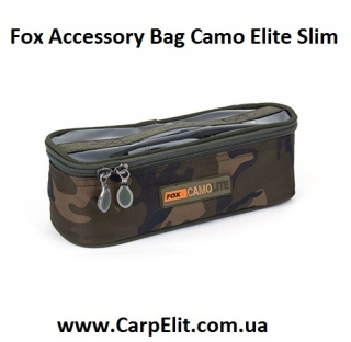 Fox Accessory Bag Camo Elite Slim