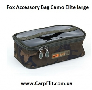 Fox Accessory Bag Camo Elite large