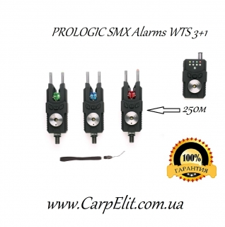 PROLOGIC SMX Alarms WTS 3+1