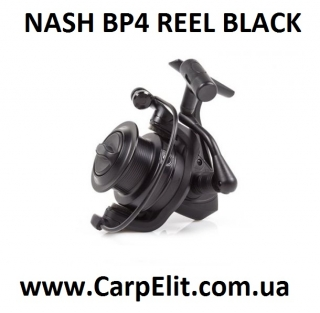 NASH BP4 REEL BLACK
