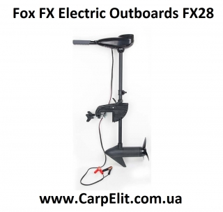 Fox FX Electric Outboards FX28