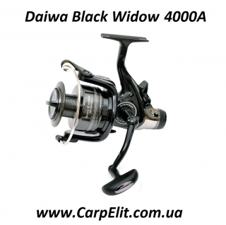 Daiwa Black Widow 4000A