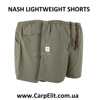 NASH LIGHTWEIGHT SHORTS