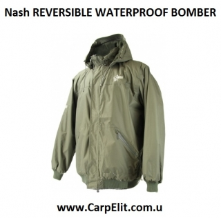 Nash REVERSIBLE WATERPROOF BOMBER