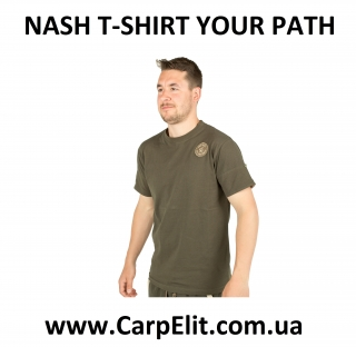 NASH T-SHIRT YOUR PATH