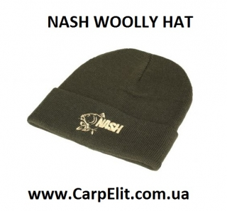 NASH WOOLLY HAT