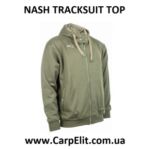 NASH TRACKSUIT TOP