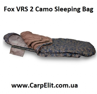 Спальник Fox VRS 2 Camo Sleeping Bag
