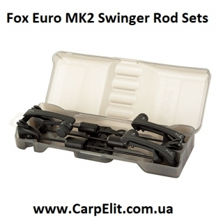 Fox Euro MK2 Swinger Rod Sets