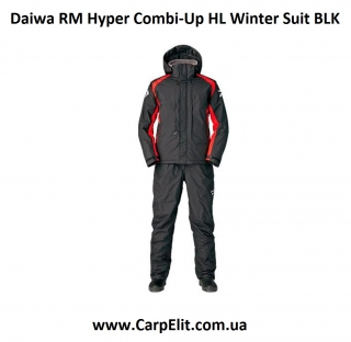 Daiwa RM Hyper Combi-Up HL Winter Suit BLK