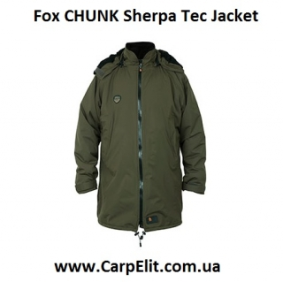 Fox CHUNK Sherpa Tec Jacket