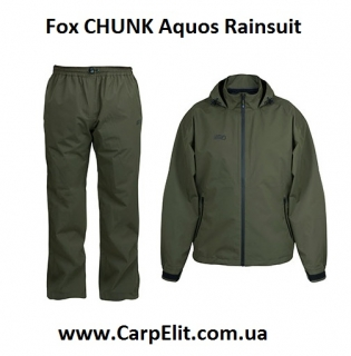 Fox CHUNK Aquos Rainsuit