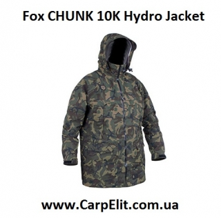Fox CHUNK 10K Hydro Jacket