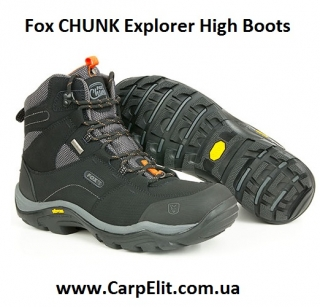 Fox CHUNK Explorer High Boots