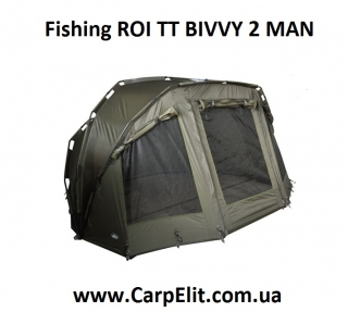 Fishing ROI TT BIVVY 2 MAN
