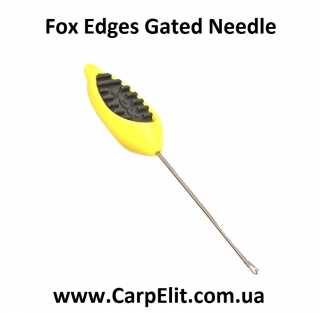 Fox Edges Gated Needle