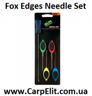 Fox Edges Needle Set