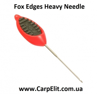 Fox Edges Heavy Needle
