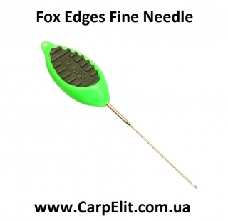 Fox Edges Fine Needle