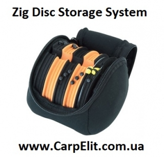 Zig Disc Storage System