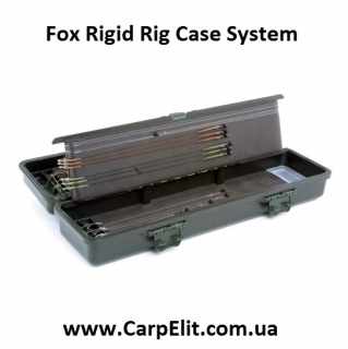 Fox Rigid Rig Case System