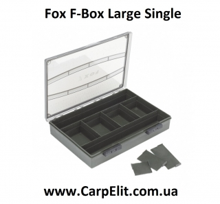 Fox F-Box Large Single