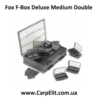 Fox F-Box Deluxe Medium Double