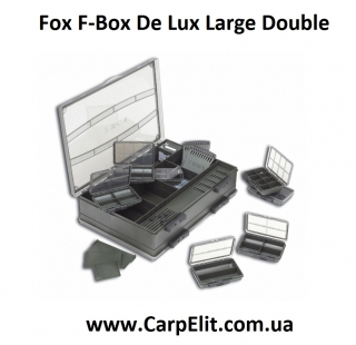 Fox F-Box De Lux Large Double