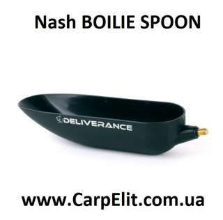 Nash BOILIE SPOON
