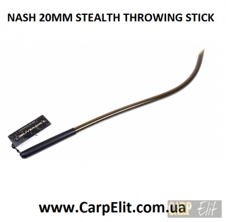 NASH 20MM STEALTH THROWING STICK
