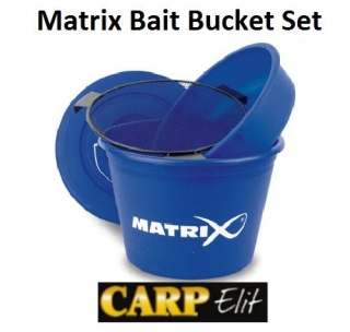 Matrix Bait Bucket Set