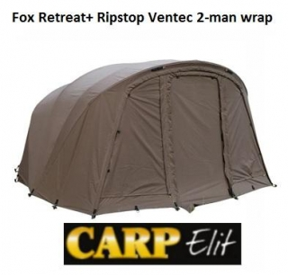 Зимнияя накидка Fox Retreat+ Ripstop Ventec 2-man wrap