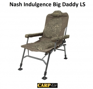 Nash Indulgence Big Daddy LS