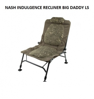 NASH INDULGENCE RECLINER BIG DADDY LS