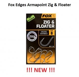 Fox Edges Armapoint Zig & Floater