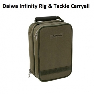 Daiwa Infinity Rig & Tackle Carryall