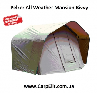 Pelzer All Weather Mansion Bivvy