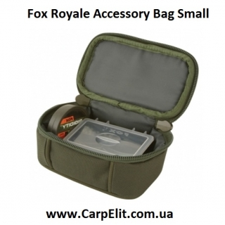 Fox Royale Accessory Bag Small