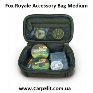Fox Royale Accessory Bag Medium