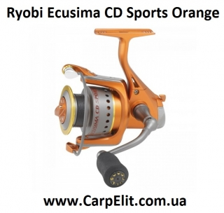 Ryobi Ecusima CD Sports Orange