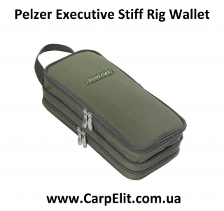 Pelzer Executive Stiff Rig Wallet