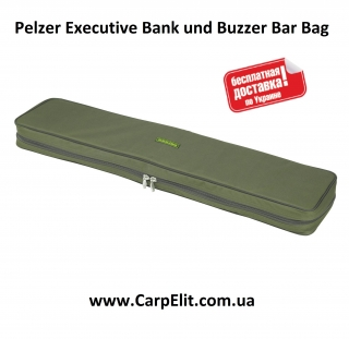 Pelzer Executive Bank und Buzzer Bar Bag